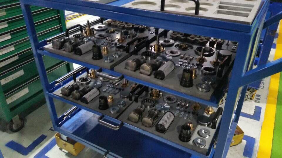 开利螺杆压缩机大修配件